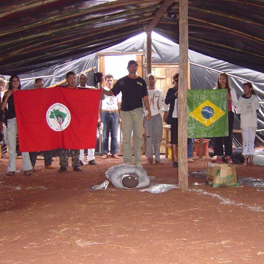 Assentados do município de Caarapó, MS.
